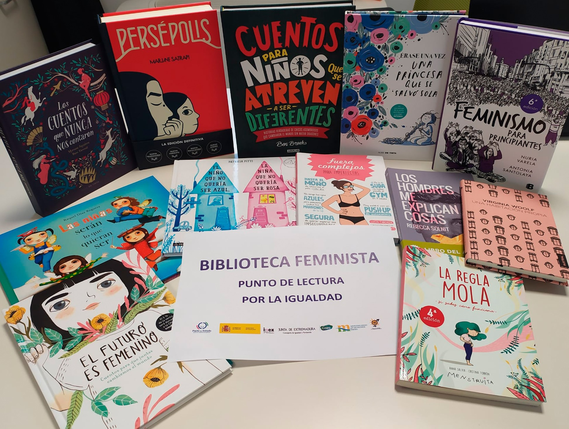 Biblioteca Feminista